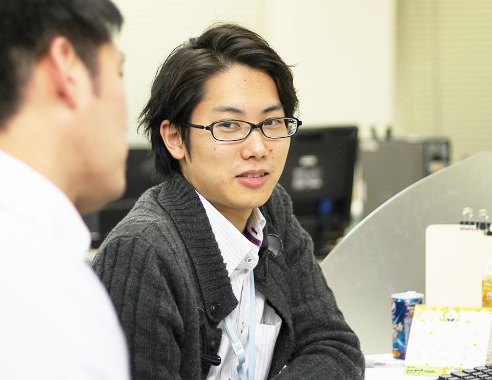 S・Hさん 社員インタビュー2
