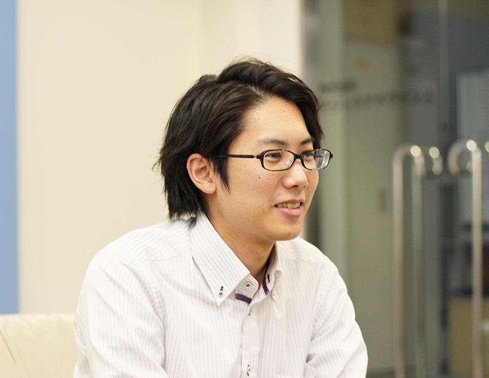 S・Hさん 社員インタビュー3